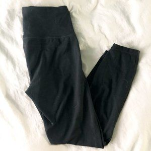 GapFit 7/8 length black leggings